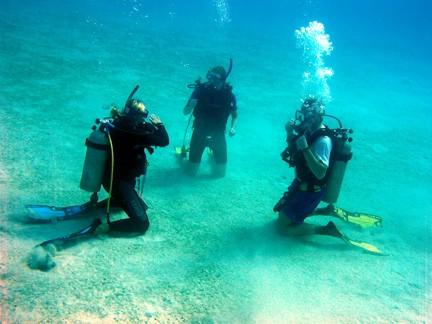Belize Scuba Class