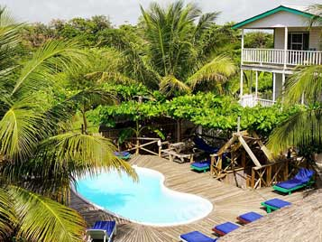 Cheap belize hotels san pedro hotels pedro 39 s hotel for Cheap resorts in ecr with swimming pool