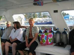 Amigos Del Mar boat