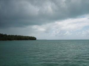 third dive spot