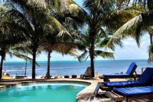 Spend a day at the beach on Ambergris Caye!