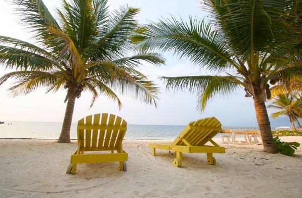 Ambergris Caye beach